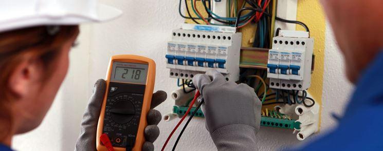 La certificazione impianti elettrici normative della for Certificazione impianti