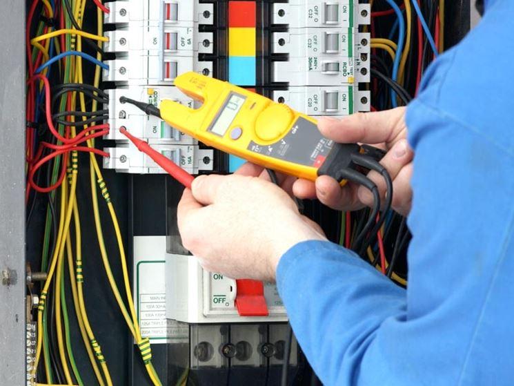 Verifiche su impianto elettrico