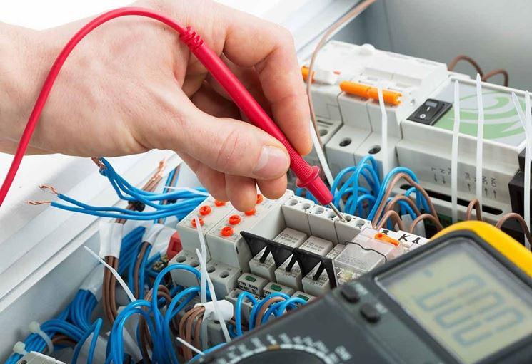 controllo impianto elettrico