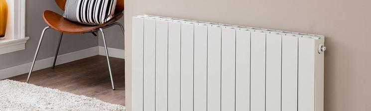 Costo termosifoni riscaldamento for Termosifoni in alluminio usati