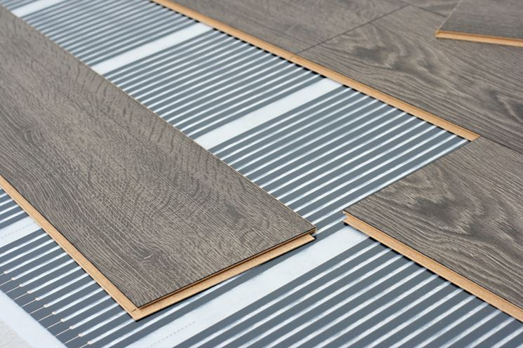 installazione pannelli radianti a pavimento