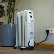 Elegante radiatore ad olio
