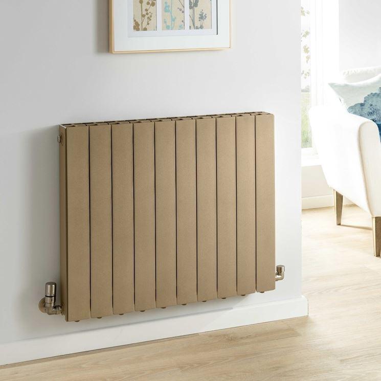 radiatori in alluminio riscaldamento caratteristiche