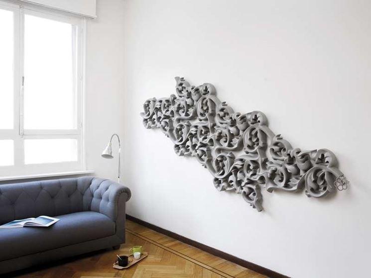 Radiatore moderno artistico