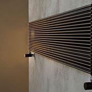 Un esempio di radiatore orizzontale