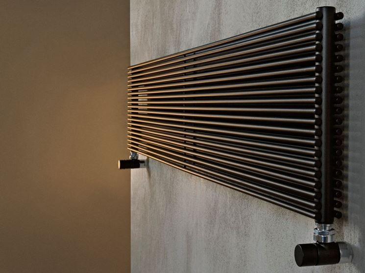 Radiatori orizzontali riscaldamento termosifoni orizzontali - Termosifoni per bagno prezzi ...