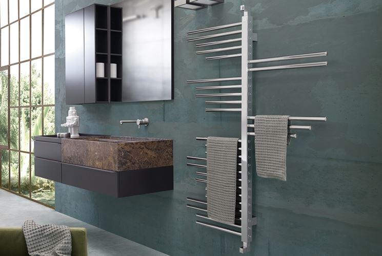 Radiatori riscaldamento caratteristiche dei termosifoni for Radiatore bagno