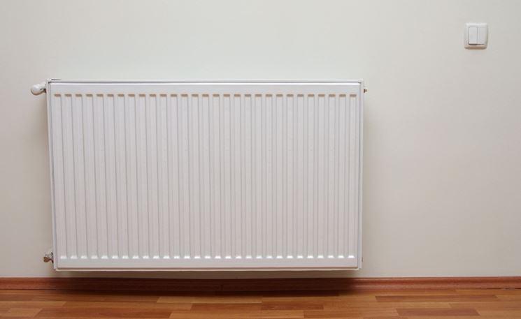 Moderno termosifone ad aria