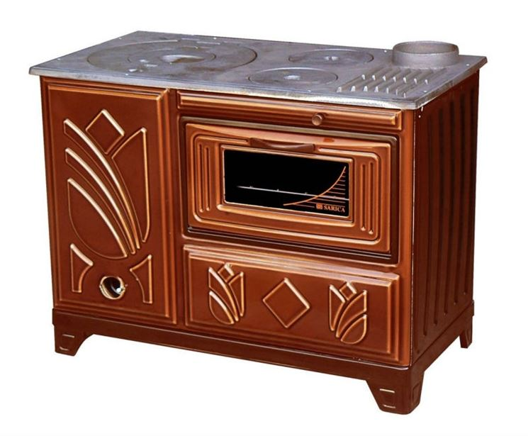 Cucine economiche a legna nordica prezzi decora la tua vita - Termostufe a legna usate ...