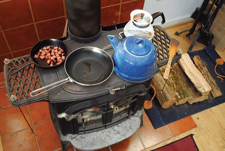 Cucina economica tradizionale