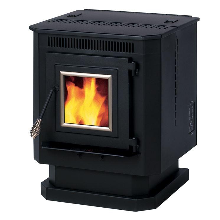 Elegante termostufa