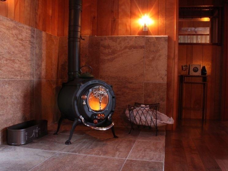 Stufe A Legna Per Un Calore Naturale : Stufe a legna caratteristiche