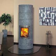 Un modello di stufa ad accumulo di calore
