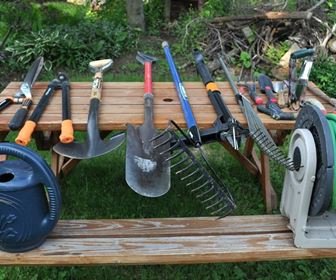 Materiali da giardinaggio