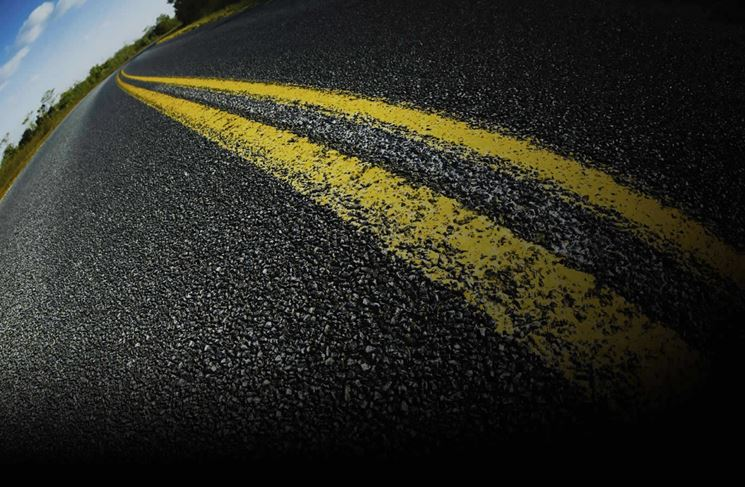 Bitume utilizzato per la pavimentazione stradale