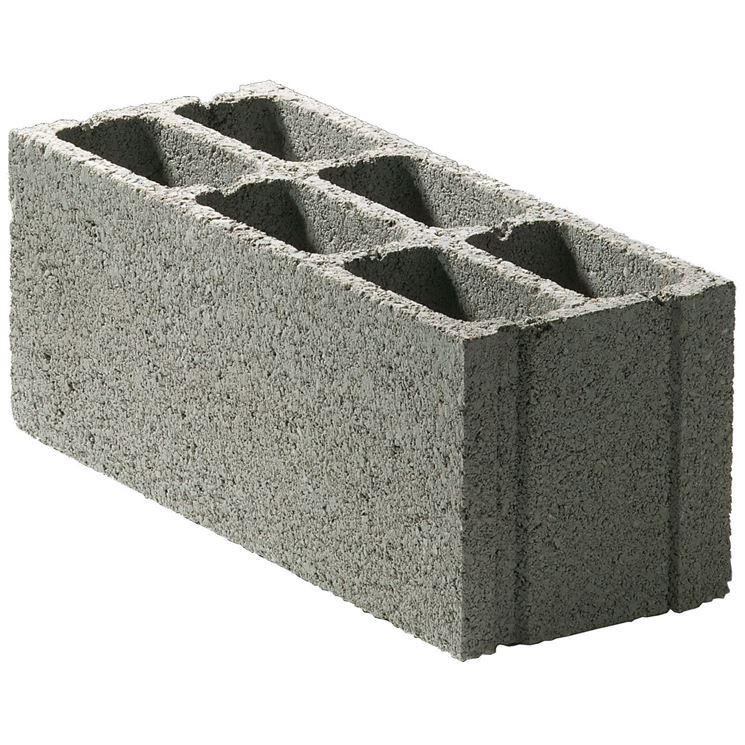 Blocchi forati attrezzatura per edilizia - Forati portanti ...