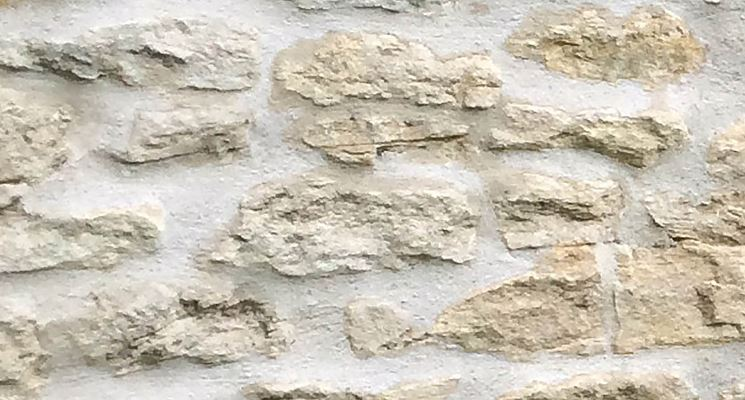 Muratura calce idraulica