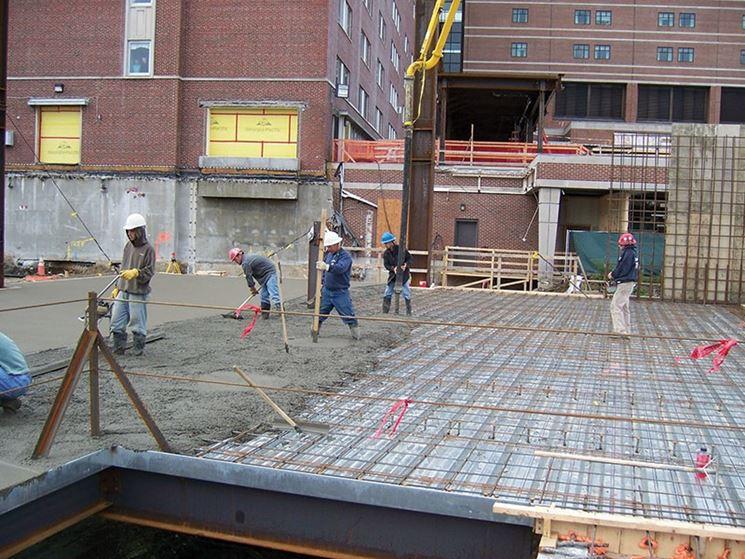 Calcestruzzo edilizia
