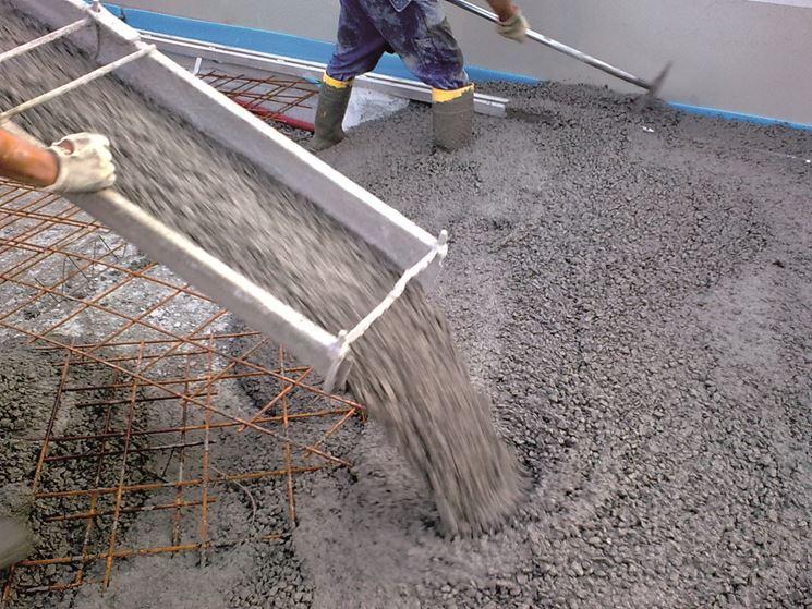 Muri in cemento armato   cemento e mattoni   calcestruzzo armato ...