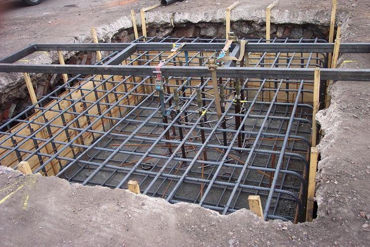 gabbia di cemento armato