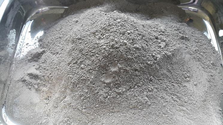 Cemento polvere