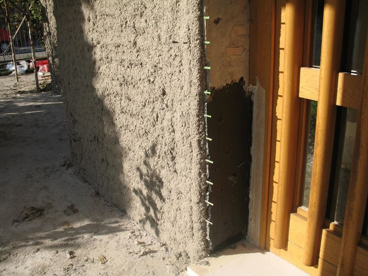 Isolamento con cemento osmotico