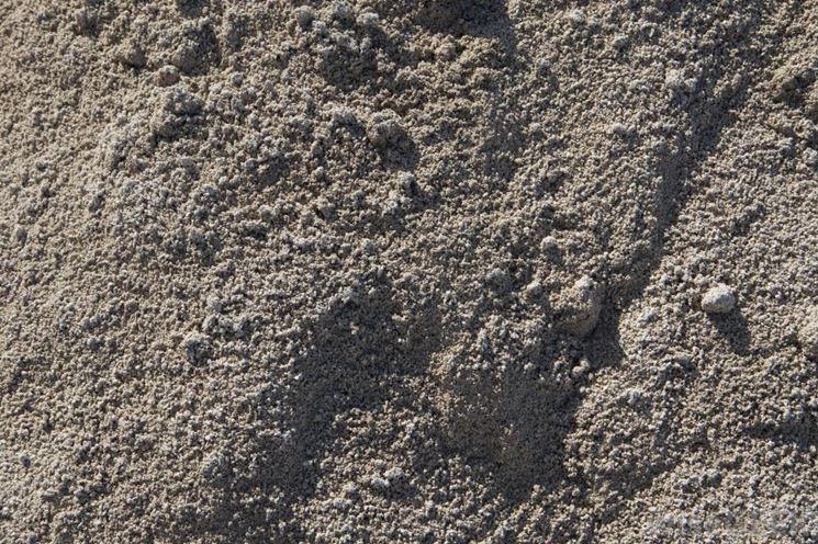 Inerte per la produzione di cemento