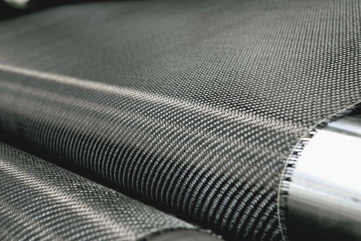 Foglio di fibra di carbonio