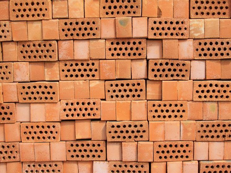 Materiali da costruzione in laterizio