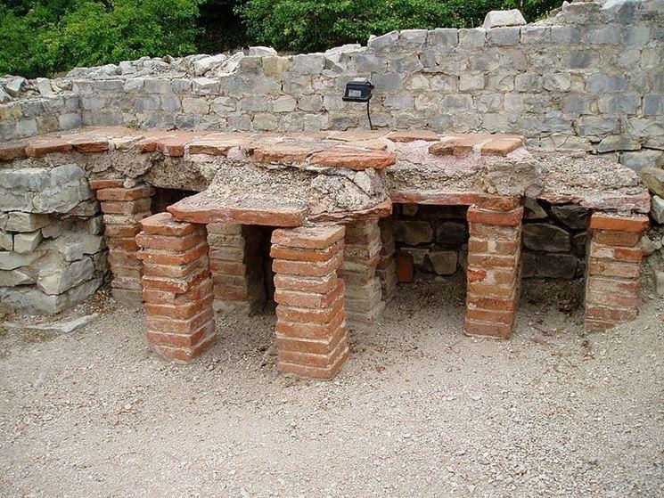 Terme romane in laterizio