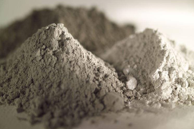 Polveri di cemento