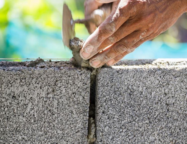 malta per muratura