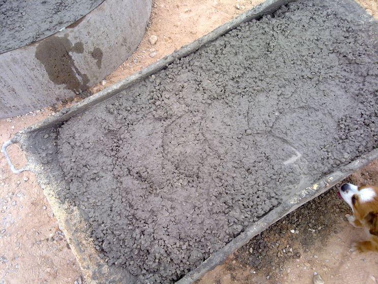 Gamatta di cemento