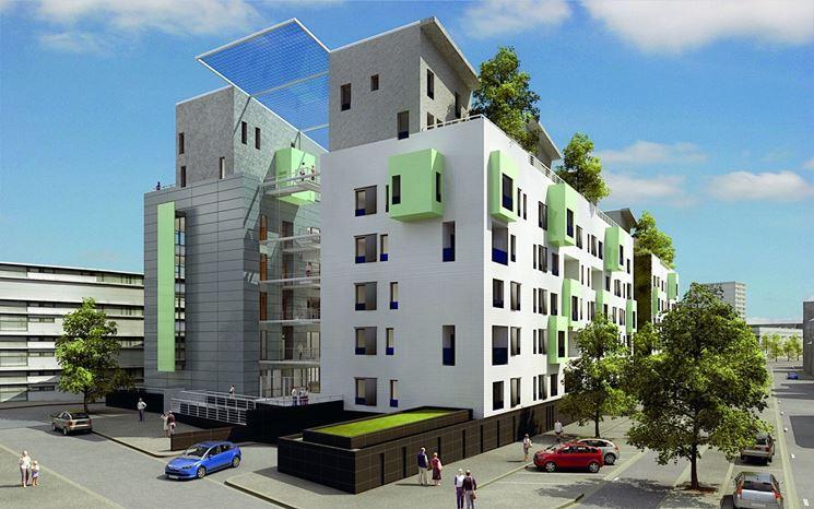 Esempio di edilizia urbana