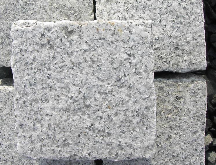Piccola lastra di granito