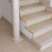 scala in pietra di Lessinia