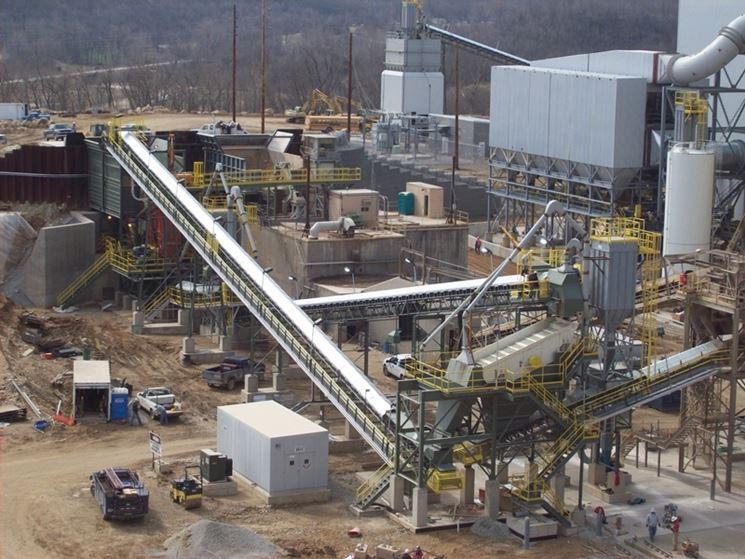produzione del cemento
