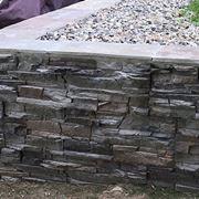 Moderno muro a secco