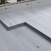 Materiale di isolamento termico del terrazzo