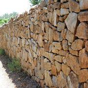 Esempio di muro a sacco