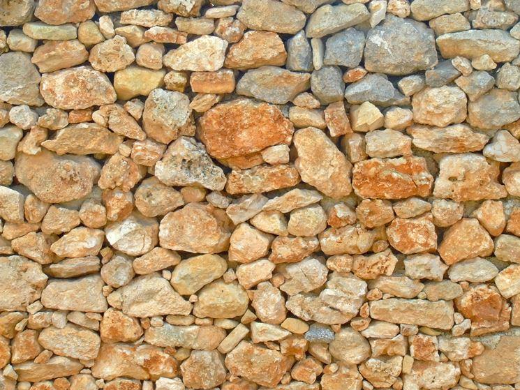 Muro a secco mediterraneo