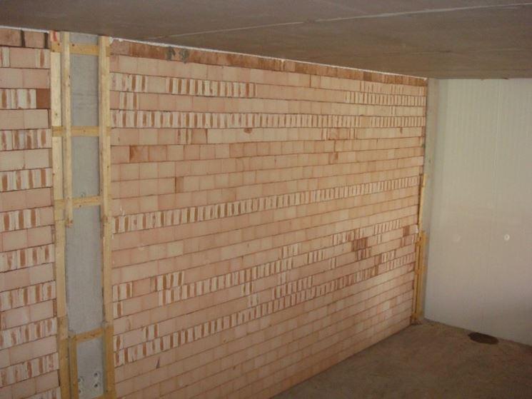 muro divisorio in muratura