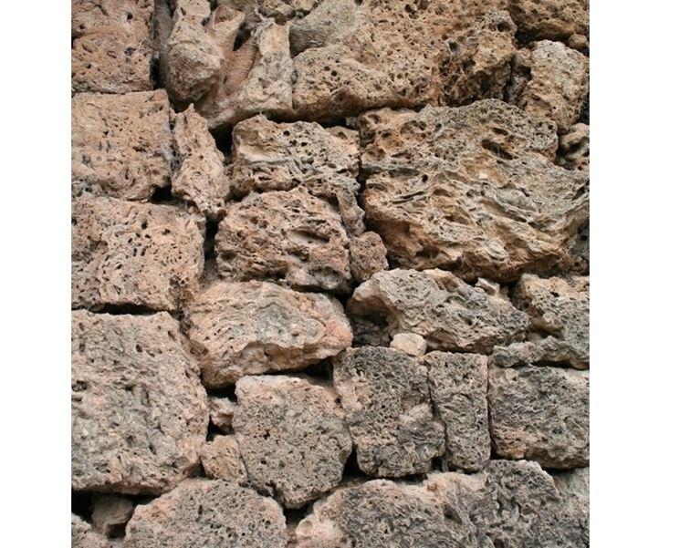Muro tufo interno