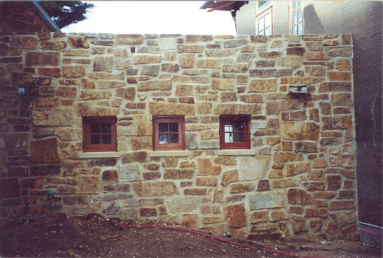 parete rustica strutturale