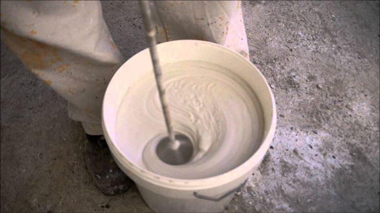 Stucco pasta