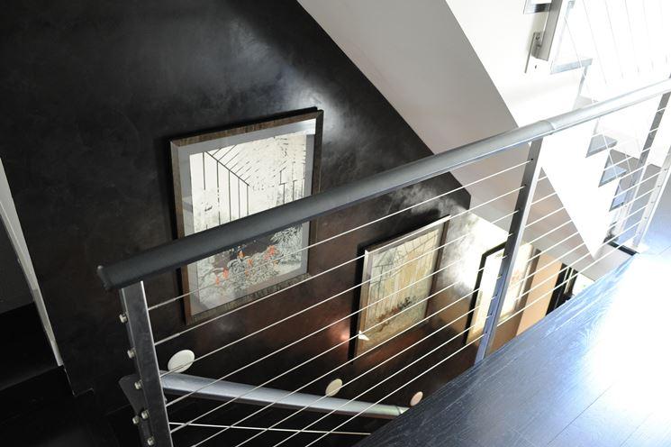 stucco veneziano nero