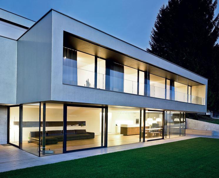 Finestre in alluminio anodizzato finestre lucernari for Finestre in alluminio anodizzato