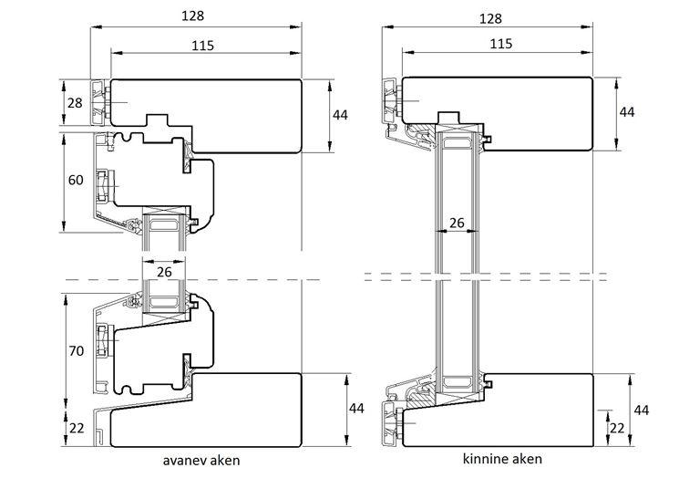 Finestre in legno dwg finestre lucernari modelli finestra - Finestre dwg 2d ...