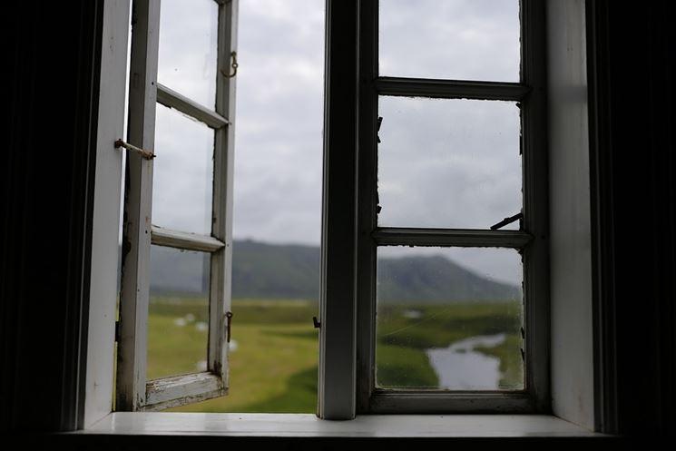 Tipo di finestra