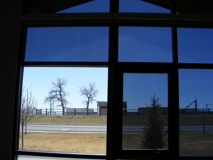 Pellicole adesive per vetri finestre lucernari - Pellicola oscurante vetri casa ...